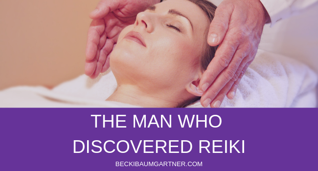 The Man Who Discovered Reiki: Dr. Mikao Usui